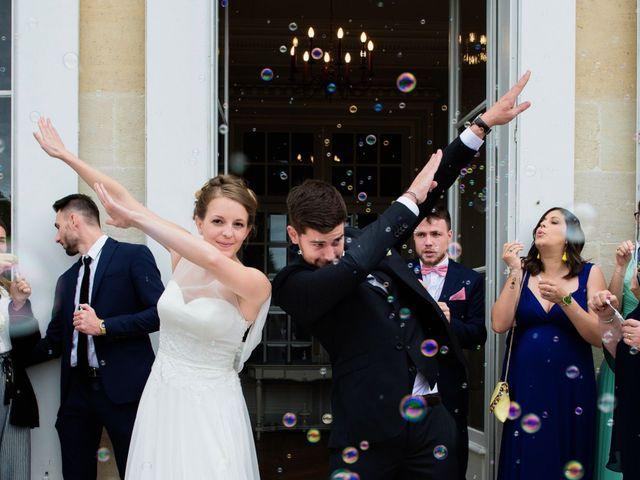 Le mariage de Jeremy et Céline à Gradignan, Gironde 33