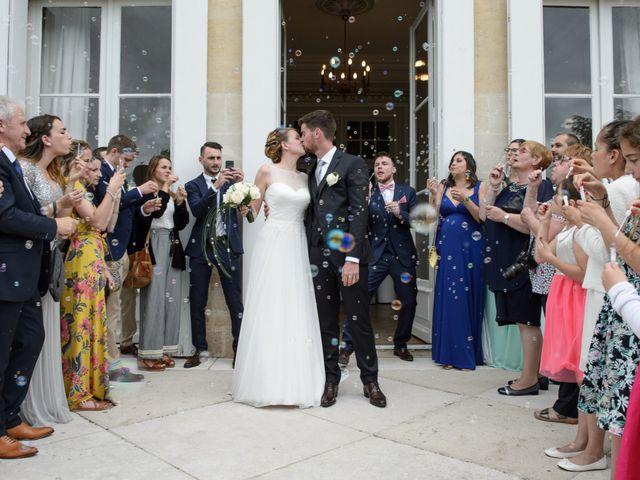 Le mariage de Jeremy et Céline à Gradignan, Gironde 34