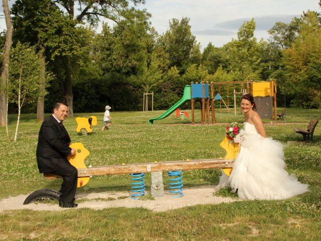 Le mariage de Laurie et Léo à Oraison, Alpes-de-Haute-Provence 17