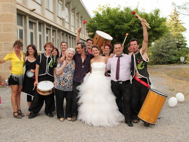 Le mariage de Laurie et Léo à Oraison, Alpes-de-Haute-Provence 19