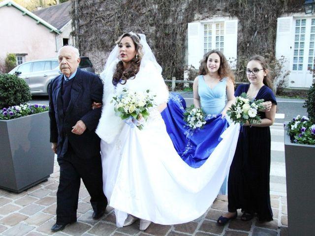 Le mariage de Rajaâ et Salim à Villeneuve-le-Comte, Seine-et-Marne 9