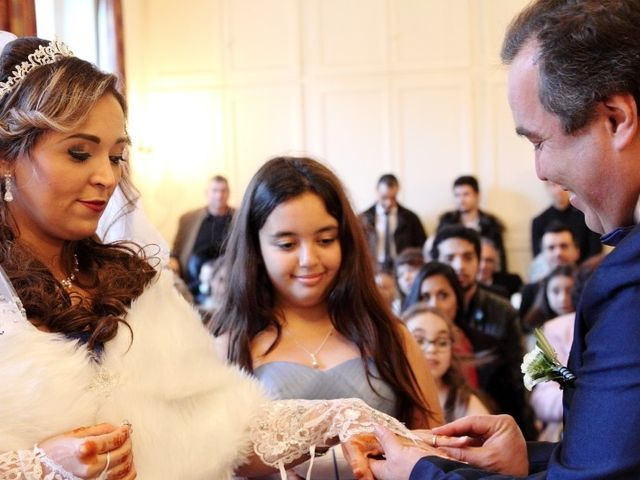 Le mariage de Rajaâ et Salim à Villeneuve-le-Comte, Seine-et-Marne 11