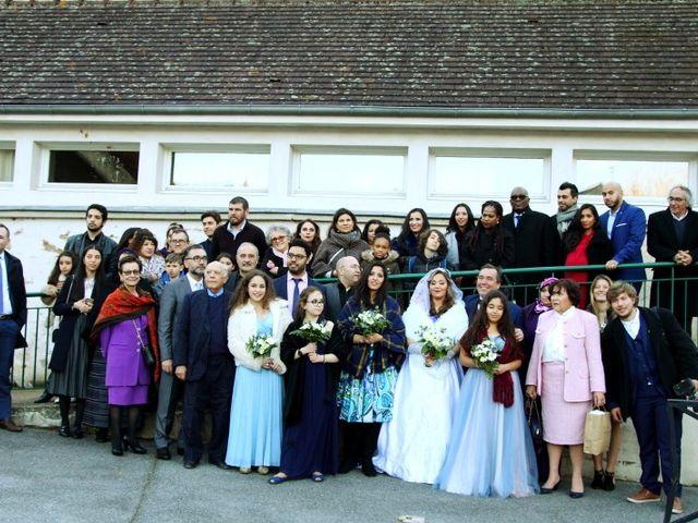 Le mariage de Rajaâ et Salim à Villeneuve-le-Comte, Seine-et-Marne 12