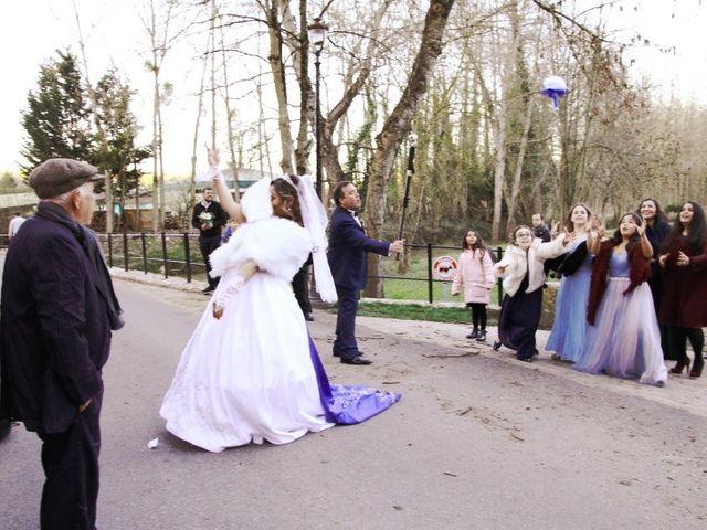 Le mariage de Rajaâ et Salim à Villeneuve-le-Comte, Seine-et-Marne 13