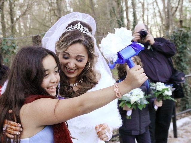 Le mariage de Rajaâ et Salim à Villeneuve-le-Comte, Seine-et-Marne 14