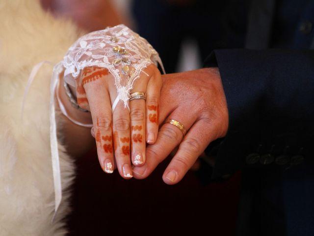 Le mariage de Rajaâ et Salim à Villeneuve-le-Comte, Seine-et-Marne 33