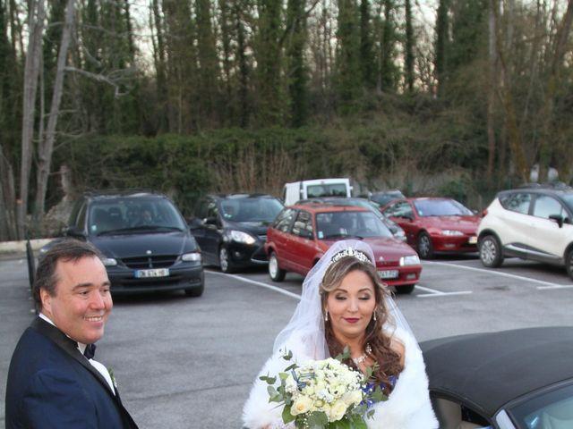 Le mariage de Rajaâ et Salim à Villeneuve-le-Comte, Seine-et-Marne 34