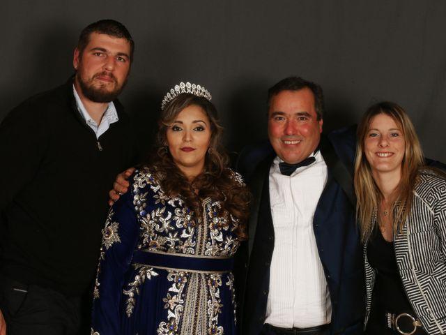 Le mariage de Rajaâ et Salim à Villeneuve-le-Comte, Seine-et-Marne 35
