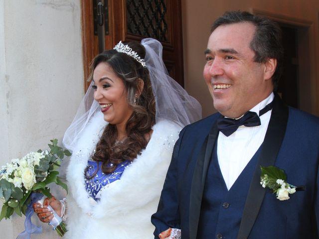 Le mariage de Salim et Rajaâ