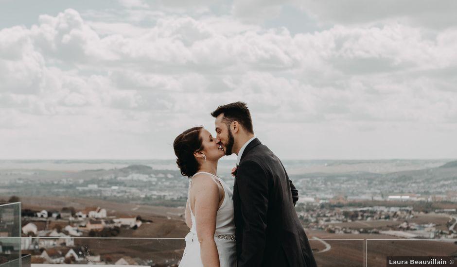 Le mariage de Rémi et Jodie à Reims, Marne