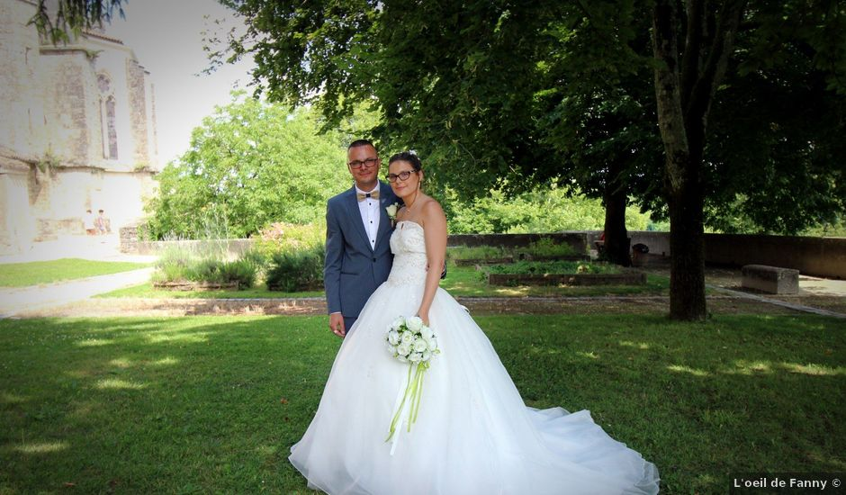 Le mariage de Ludovic et Jennifer à Caudrot, Gironde