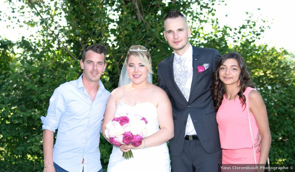 Le mariage de Kenny et Auralie à Carmaux, Tarn