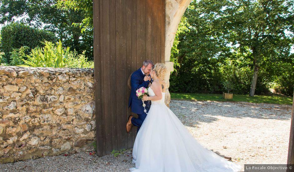 Le mariage de Benjamin et Jessicka à Pleumartin, Vienne