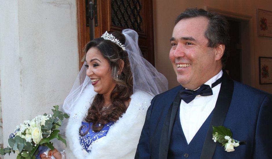 Le mariage de Rajaâ et Salim à Villeneuve-le-Comte, Seine-et-Marne