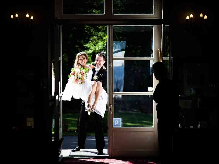 Le mariage de Erika et Tomas