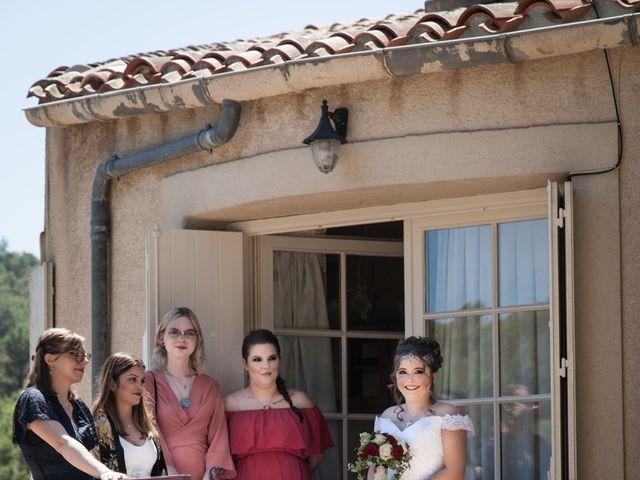 Le mariage de Antony et Minah  à Cavanac, Aude 29