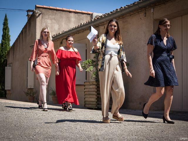 Le mariage de Antony et Minah  à Cavanac, Aude 31