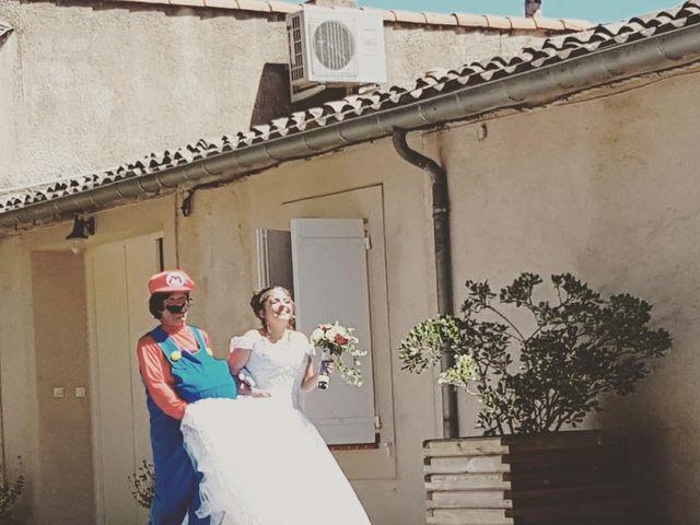 Le mariage de Antony et Minah  à Cavanac, Aude 33
