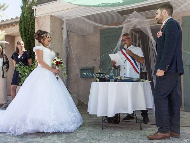Le mariage de Antony et Minah  à Cavanac, Aude 48