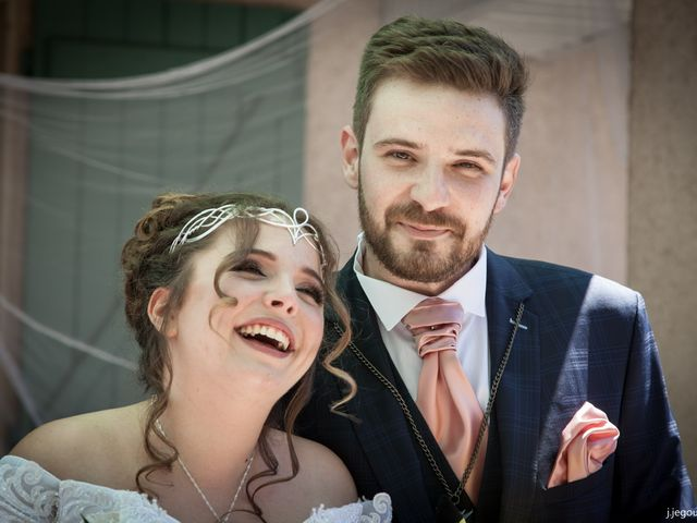 Le mariage de Antony et Minah  à Cavanac, Aude 49