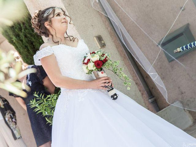 Le mariage de Antony et Minah  à Cavanac, Aude 50