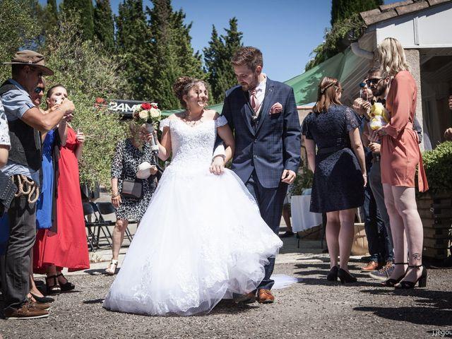 Le mariage de Antony et Minah  à Cavanac, Aude 51