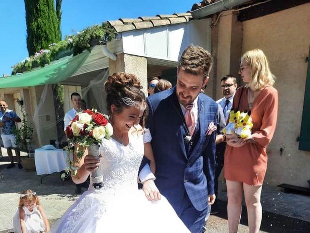 Le mariage de Antony et Minah  à Cavanac, Aude 54