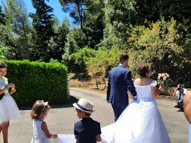 Le mariage de Antony et Minah  à Cavanac, Aude 55