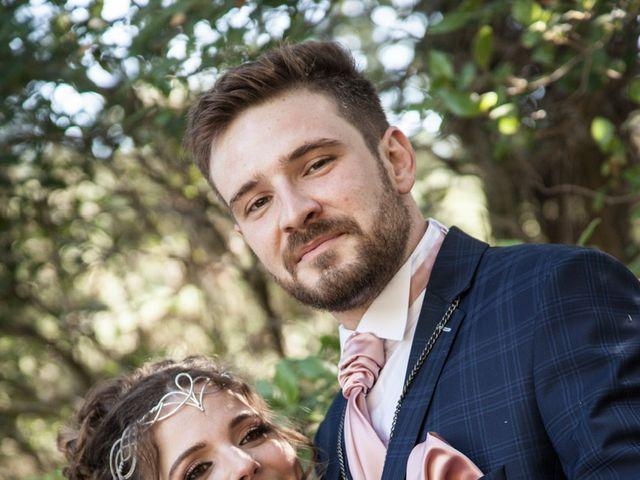 Le mariage de Antony et Minah  à Cavanac, Aude 62