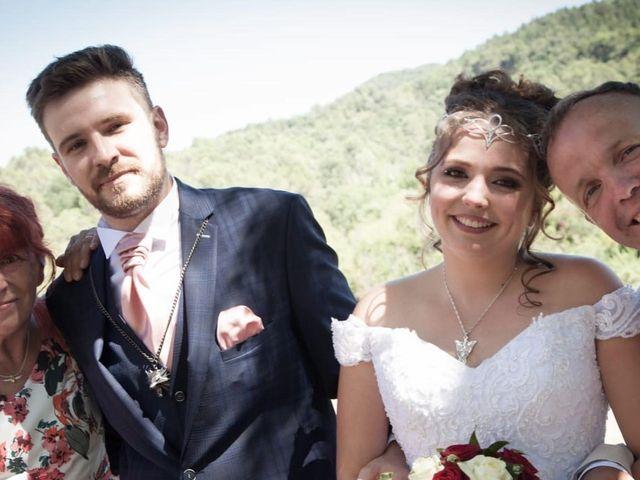 Le mariage de Antony et Minah  à Cavanac, Aude 72
