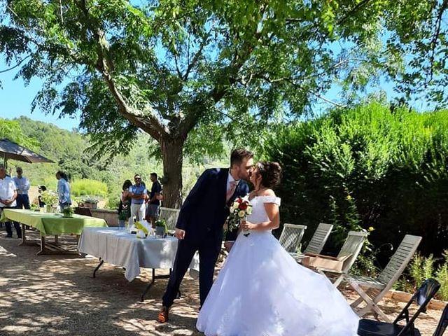 Le mariage de Antony et Minah  à Cavanac, Aude 76