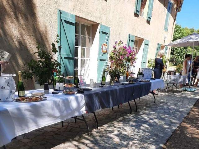 Le mariage de Antony et Minah  à Cavanac, Aude 78