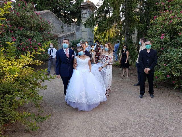 Le mariage de Antony et Minah  à Cavanac, Aude 81