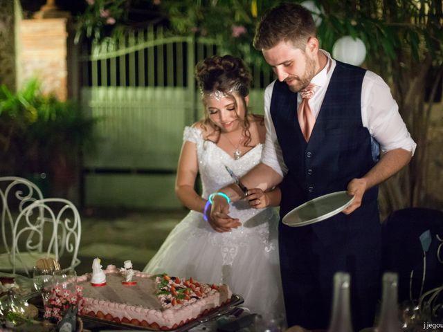 Le mariage de Antony et Minah  à Cavanac, Aude 90