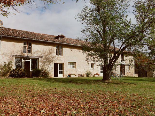 Le mariage de Jérôme et Cécile à Puygaillard-de-Quercy, Tarn-et-Garonne 10