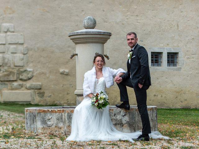 Le mariage de Guillaume et Bénédicte à Le Poët-Célard, Drôme 12