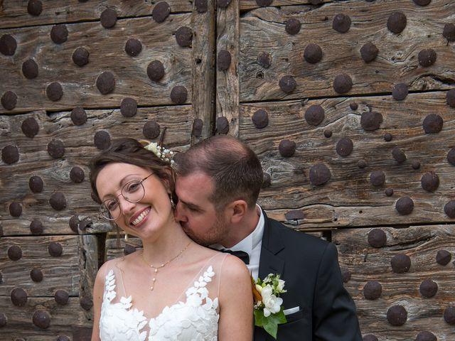 Le mariage de Guillaume et Bénédicte à Le Poët-Célard, Drôme 14