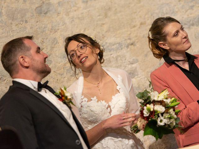 Le mariage de Guillaume et Bénédicte à Le Poët-Célard, Drôme 24
