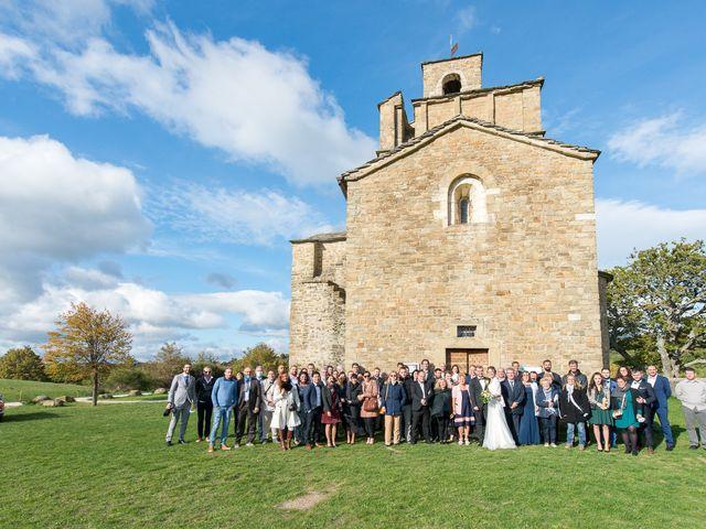 Le mariage de Guillaume et Bénédicte à Le Poët-Célard, Drôme 25