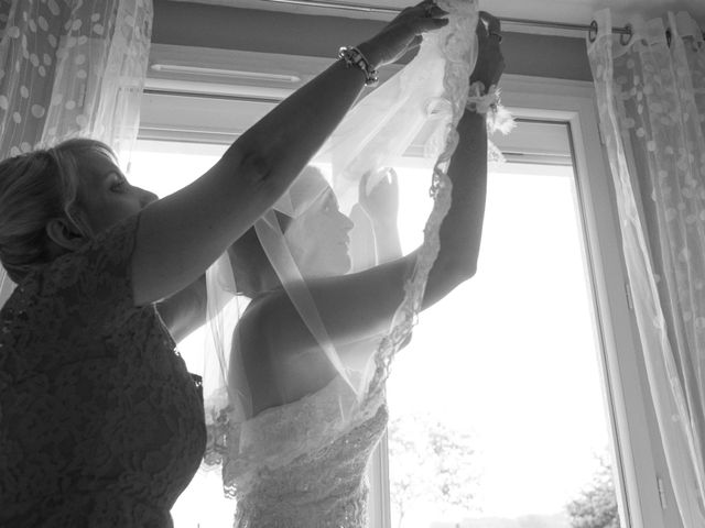 Le mariage de Nabile et Ludivine à Pontcarré, Seine-et-Marne 9