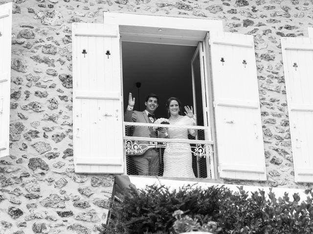 Le mariage de Nabile et Ludivine à Pontcarré, Seine-et-Marne 13