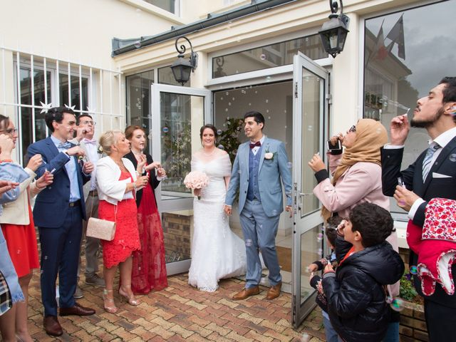 Le mariage de Nabile et Ludivine à Pontcarré, Seine-et-Marne 20