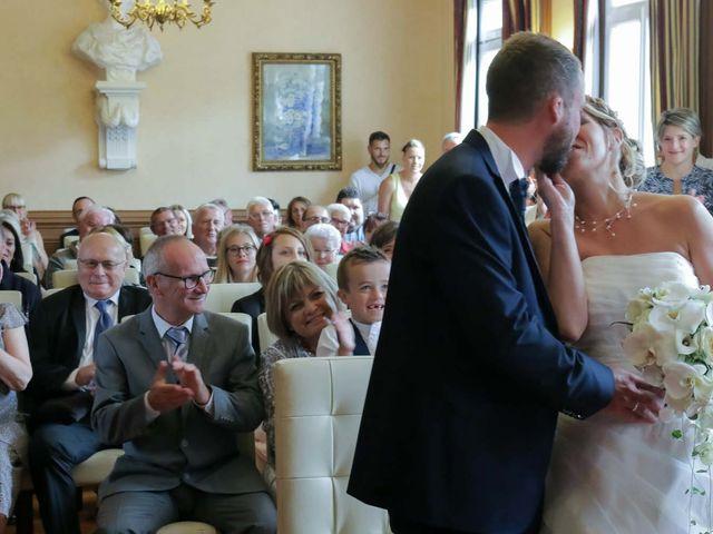 Le mariage de Damien et Laurianne à Le Havre, Seine-Maritime 15