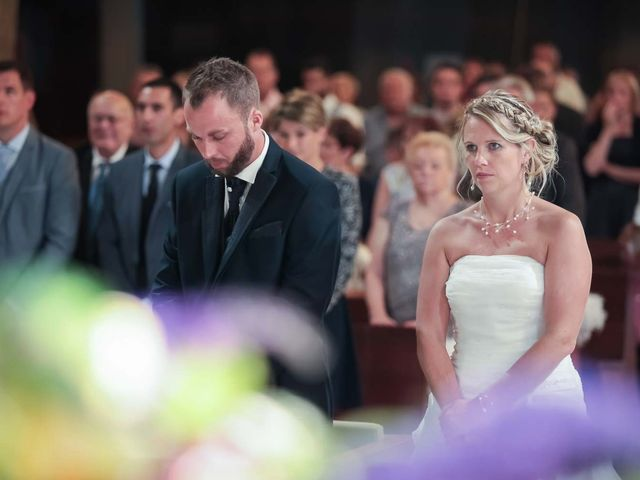 Le mariage de Damien et Laurianne à Le Havre, Seine-Maritime 36
