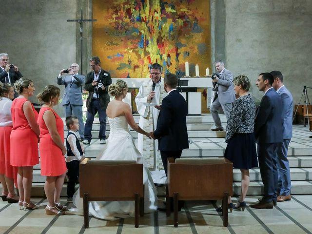 Le mariage de Damien et Laurianne à Le Havre, Seine-Maritime 37