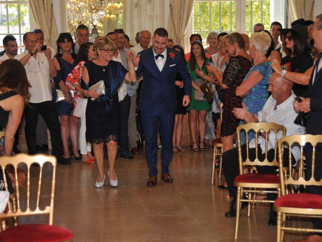 Le mariage de Mathieu et Manon à Alès, Gard 16