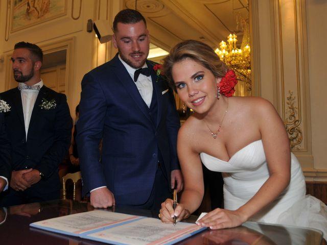 Le mariage de Mathieu et Manon à Alès, Gard 17