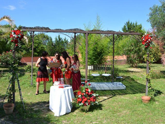 Le mariage de Mathieu et Manon à Alès, Gard 20