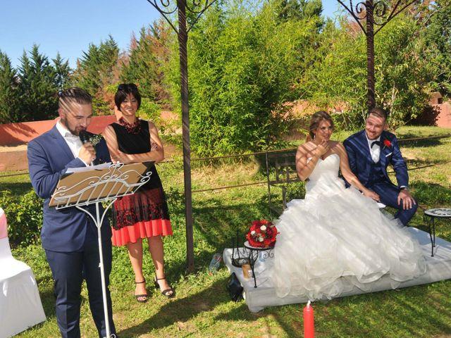 Le mariage de Mathieu et Manon à Alès, Gard 23