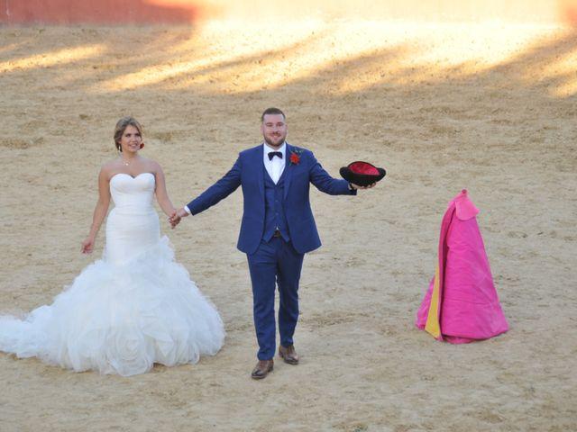 Le mariage de Mathieu et Manon à Alès, Gard 36